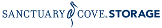 Sanctuary Cove Storage Logo